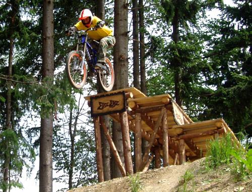 Bikepark Bischofsmais (Geiskopf)