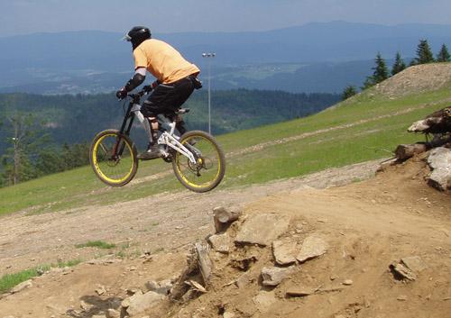 Downhill Geiskopf