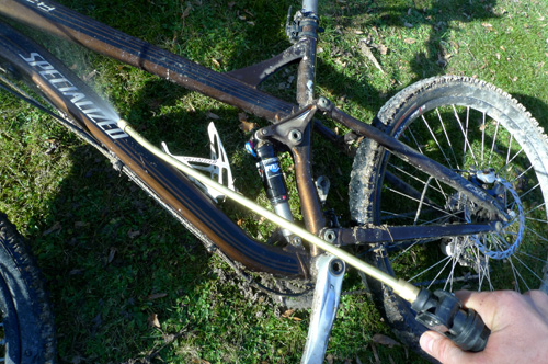 Fahrrad Sauber Machen