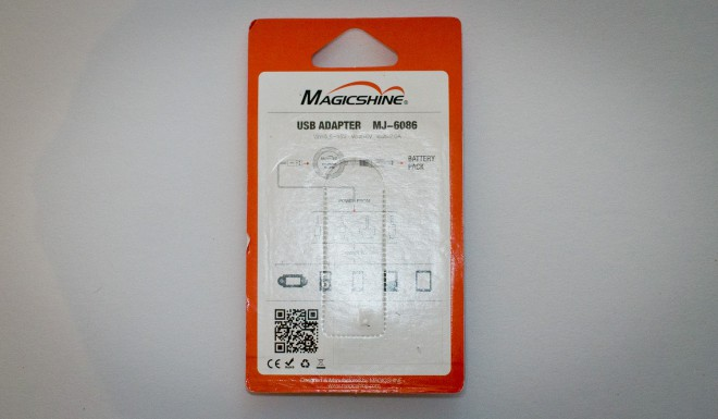 Magicshine MJ 6086 USB Adapter