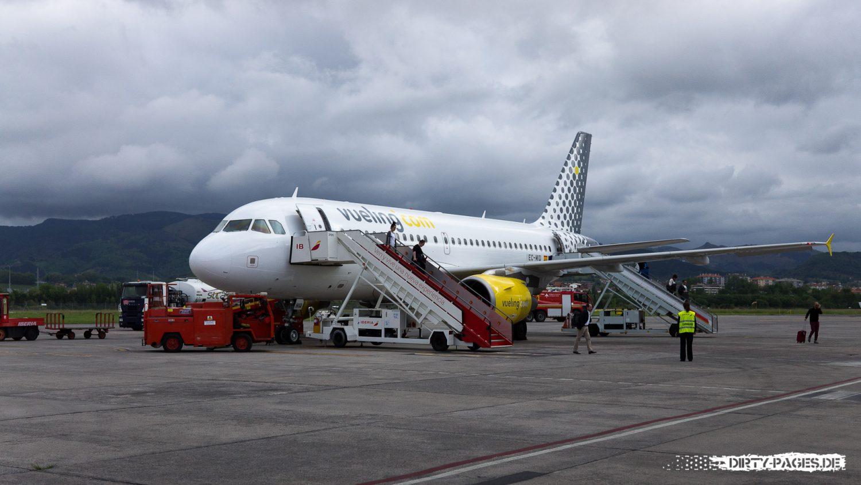 Flughafen San Sebastian