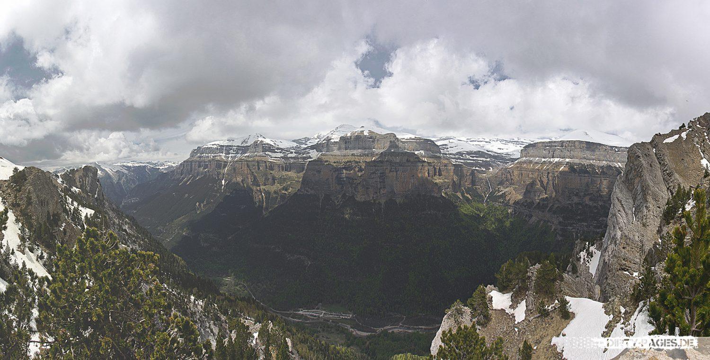 Pyrenäen Nationalpark Ordesa y Monte Perdido