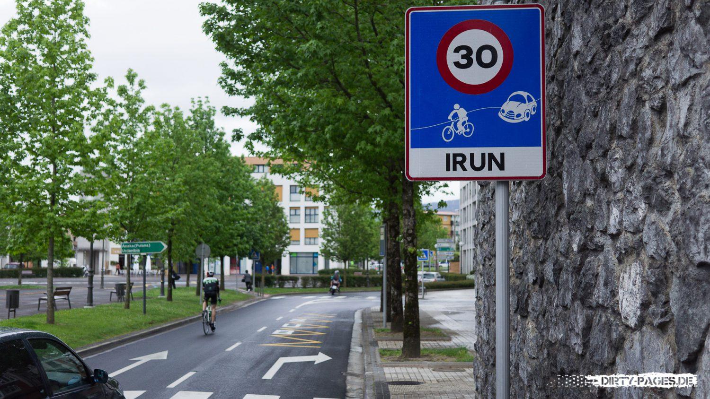 Fahrradstadt Irun
