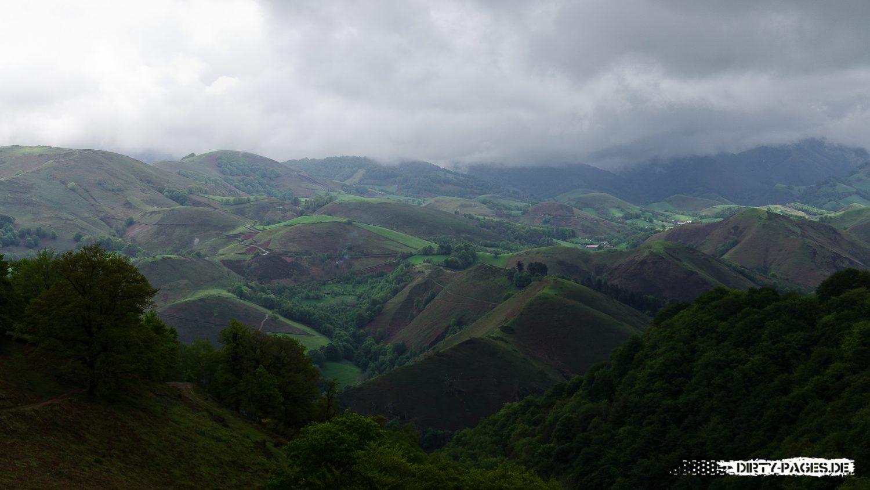 Transpirenaica Baskenland