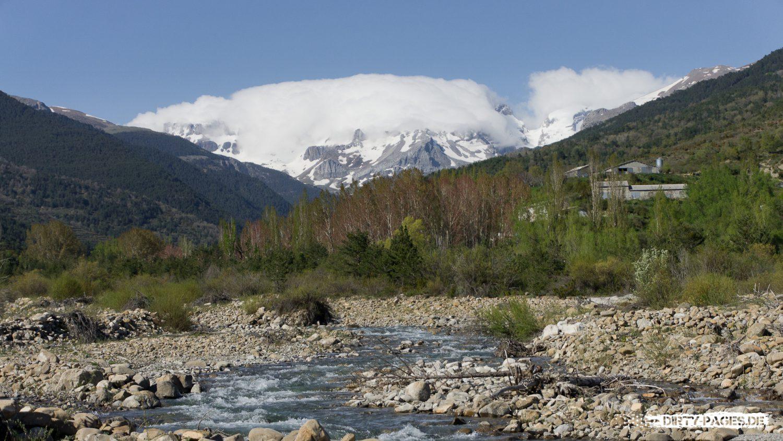 Bei Aisa in den Pyrenäen