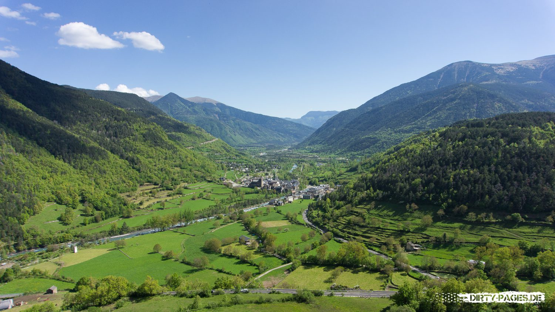 Transpirenaica - Broto in den Pyrenäen